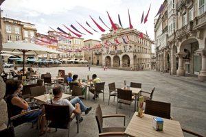 Ourense Plaza Mayor (FILEminimizer)