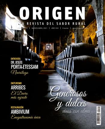Origen - La revista del sabor rural