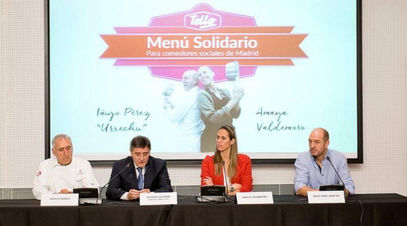 Comedores Sociales Madrid Voluntariado - Hogar Y Ideas De Diseño ...