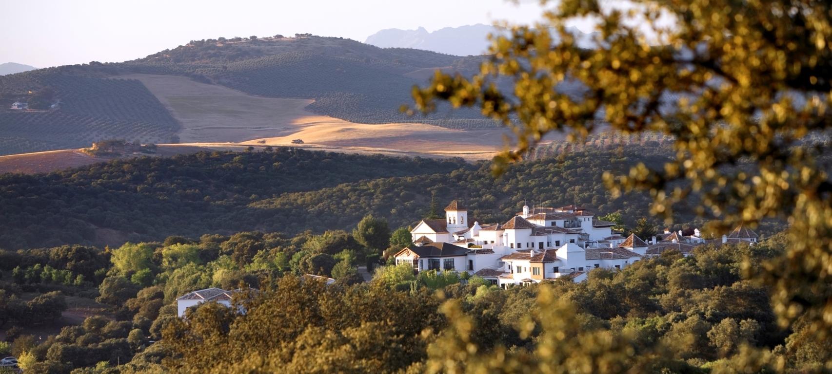 Granada el hotel la bobadilla en la gu a michel n 2017 - Hotel bobadilla granada ...