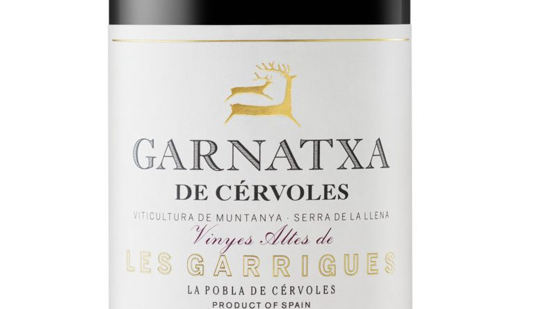 Cérvoles Celler - Garnatxa 2015 (FILEminimizer)