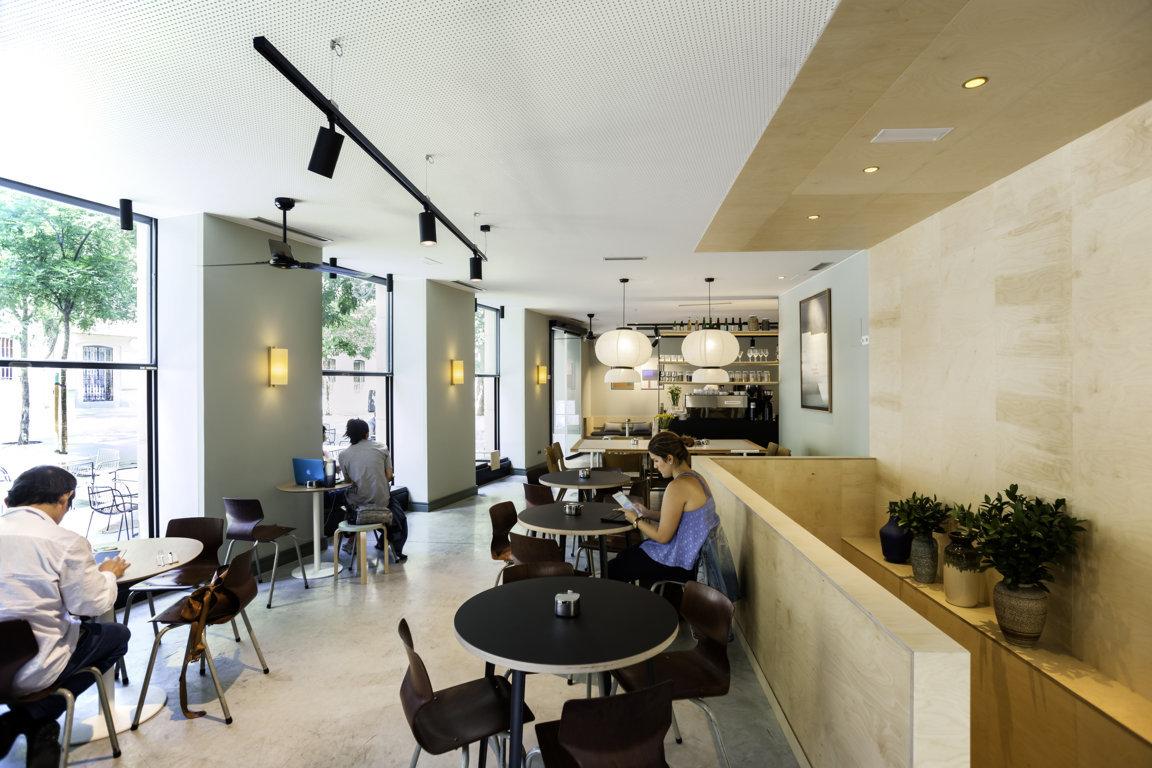 Federal caf abre nuevo local en el madrid de los austrias - Local en madrid ...