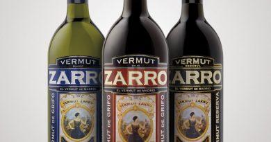 Zarro, el vermut de Madrid