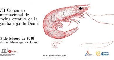 Concurso Gamba Roja de Dénia