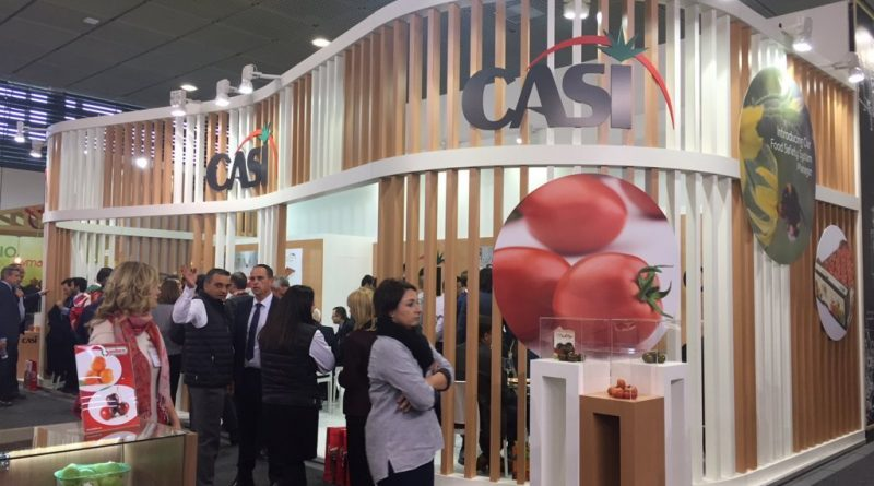 Casi en Fruit Logistica