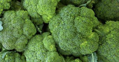 + Brócoli