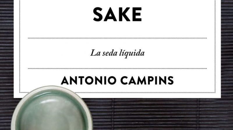 Libro de sake de Planeta Gastro