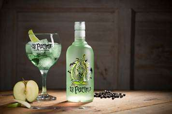 La Pócima Gin Apple