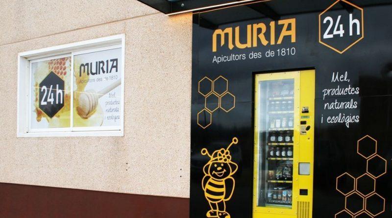 Vending de miel