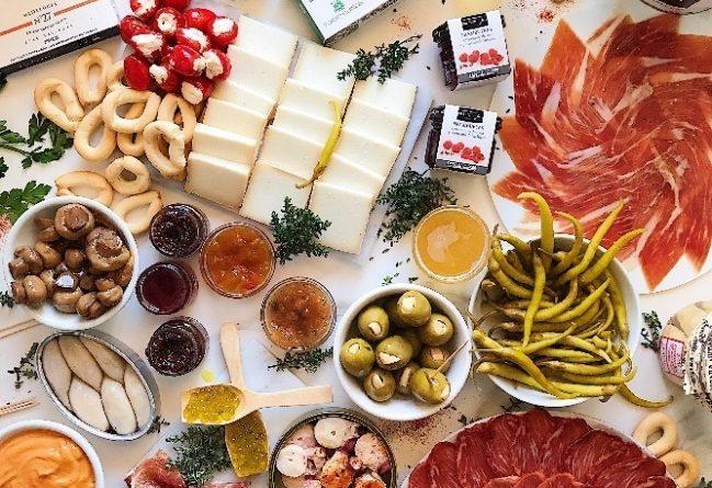 Alimentación gourmet digital