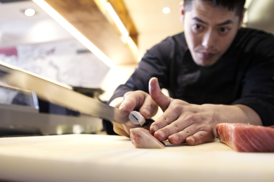 Ikigai: Un joven chef multicultural deslumbra en Madrid - ORIGEN