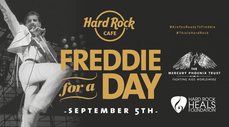 Hard Rock Cafe Barcelona Recuerda A Freddie Mercury Origen