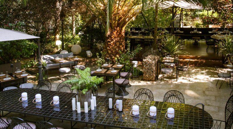 Madrid Raimunda Nuevo Restaurante En La Casa De América