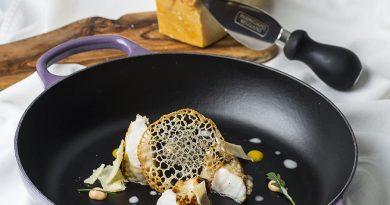 Consorcio Parmigiano Reggiano: «40 Chefs para el queso de 40 meses»