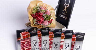 Ibéricos Covap crea tres packs con sabor 100% ibérico para el Día de la Madre