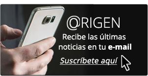 Origen - Recibe las últimas noticias en tu email