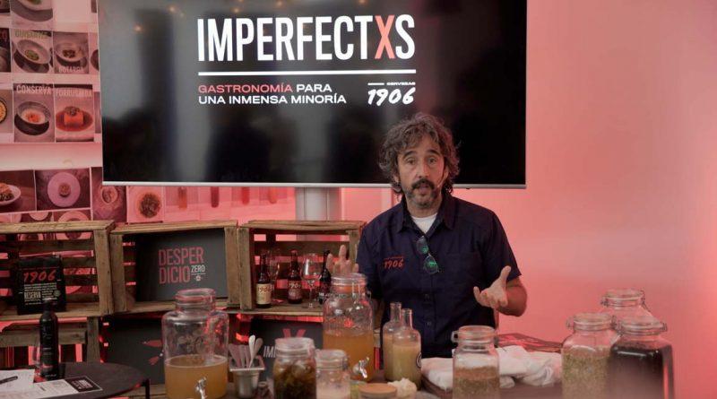 Cervezas 1906 presenta Imperfectxs, gastronomía para una inmensa minoría