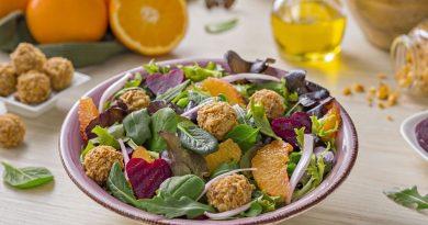 Florette propone cinco aliños saludables para las ensaladas estivales