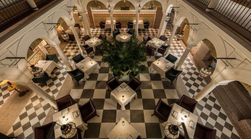 Málaga: Balausta, un espacio gastronómico en un palacio del siglo XVIII