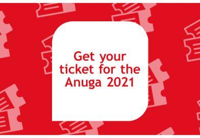 Obtenga su entrada para ANUGA 2021