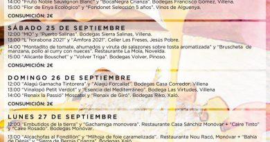 Activa presencia de la Ruta del Vino de Alicante en Alicante Gastronómica