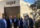 Jaén: Se inaugura la almazara Sagaz en Bélmez de la Moraleda