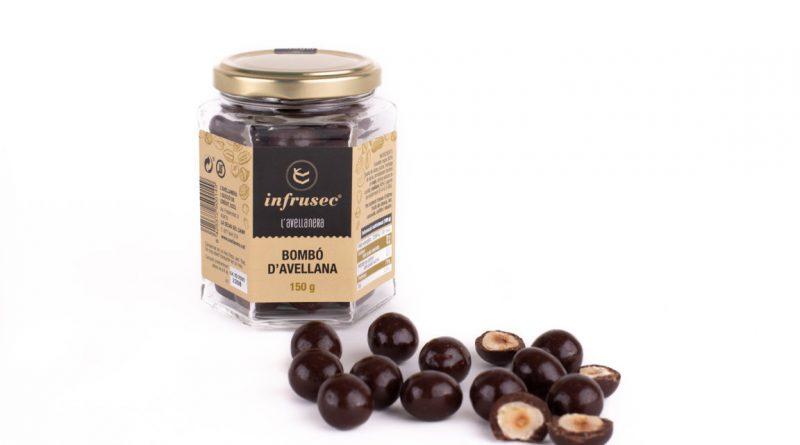 Bombones de avellana, la propuesta  más dulce de L'Avellanera